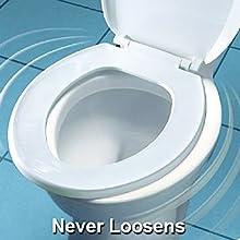 Amazon Com Mayfair Nextstep Adult Toilet Seat With Built