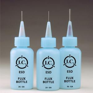 Solvent Dispenser Esd Safe Static Dissipative Blue