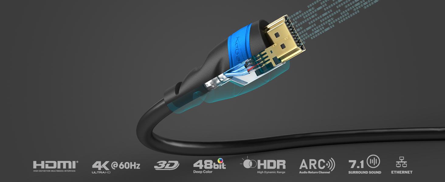 KabelDirekt HDMI