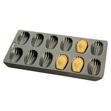 chicago metallic; Madeleine; specialty bakeware