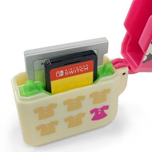 Switch、3DS、のカードを1枚ずつ収納