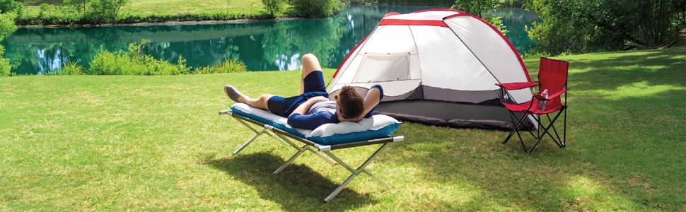 Intex camping mat