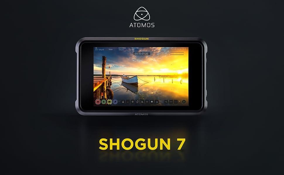 Atomos Shogun 7 Camera Photo