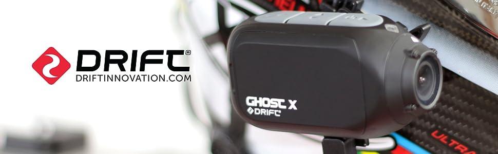 Cámara De Acción 14 en 1 Accesorios Bundle Con Estuche para Drift HD GhostDrift HD