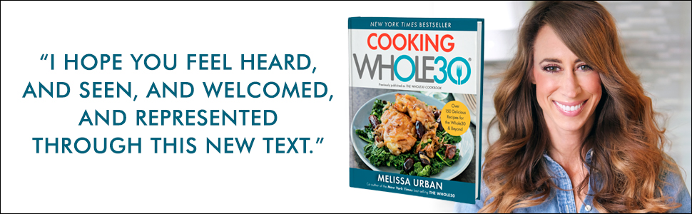 cooking whole30 melissa urban