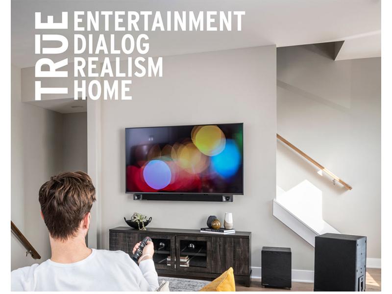 Surround system, home theater, True Home, Klipsch