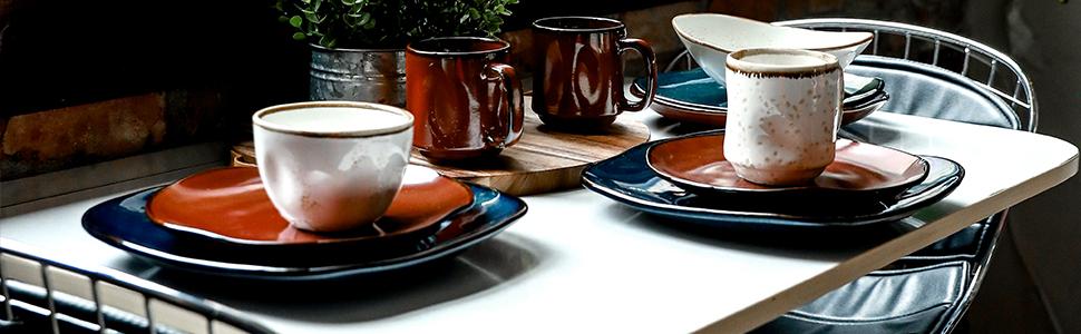 Tuxton Home Artisan Collection