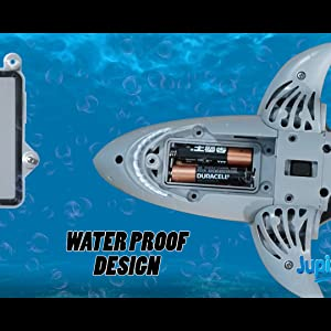Roboshark RC Water proof design