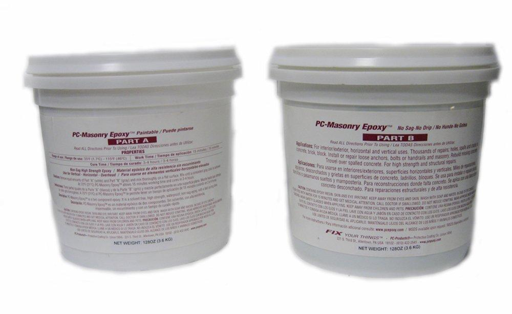 Pc Products 71021 Pc Concrete Two Part Epoxy Adhesive