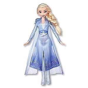 frozen, frozen 2, elsa, fashion doll, doll, elsa doll