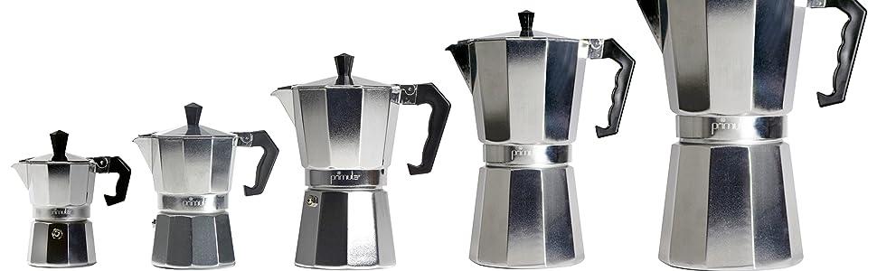 Multiple Espresso Makers