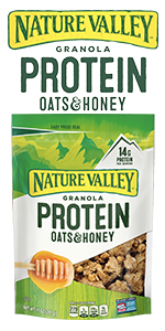 Nature valley granola protein oats & honey