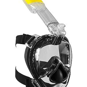 Amazon.com: Body Glove - Máscara de esnórquel: Sports & Outdoors