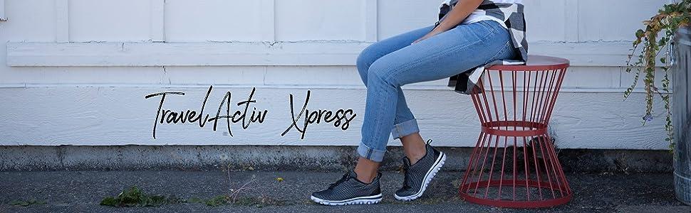 Prop/ét Womens TravelActiv Xpress Sneaker