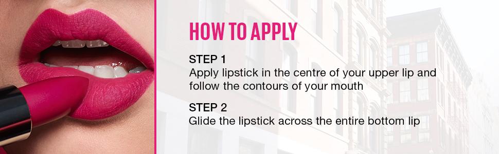 creamy mattes lipsticks