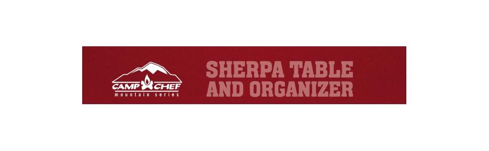 sherpa, sherpa table, mstab, organizer