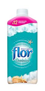 Flor Azul · Flor Nenuco · Flor oceánico ...