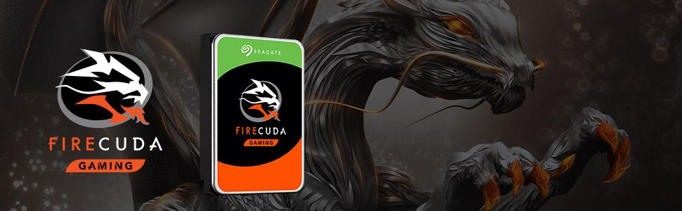 Seagate FireCuda SSHD