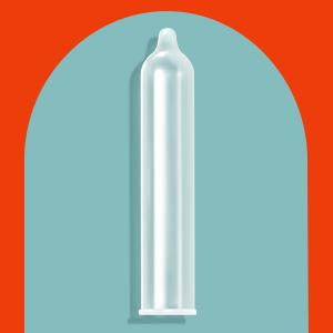 Thin condom