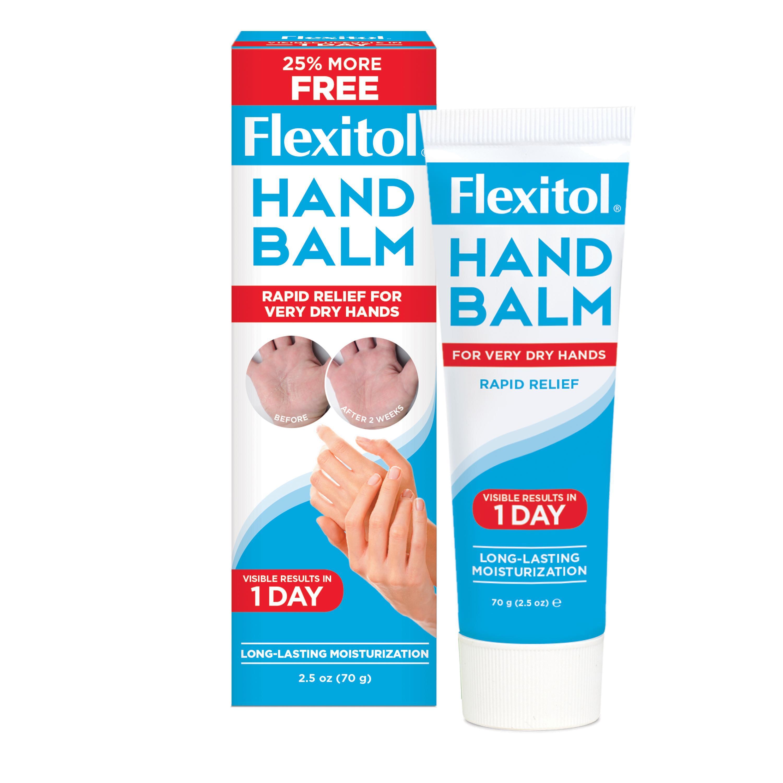 Flexitol Heel Balm, 4 Oz Tube: Rich Moisturizing and ...