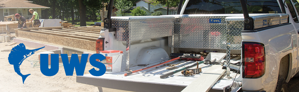 UWS Truck Tool Boxes