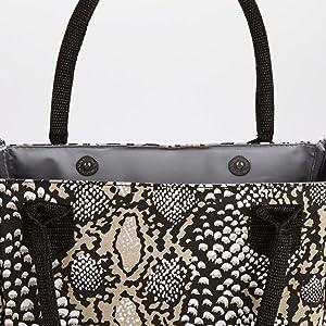 Amazon.com: Fit & Fresh Vienna bolsa lonchera con ...