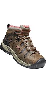 Non slip oil slip resistant non marking rubber outsole heel support light duty electrical hazard