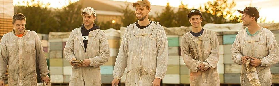 Desert Creek Honey Bee Keepers
