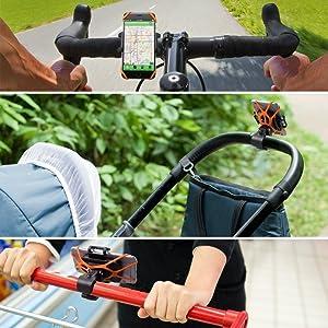 TaoTronics 自転車ホルダー