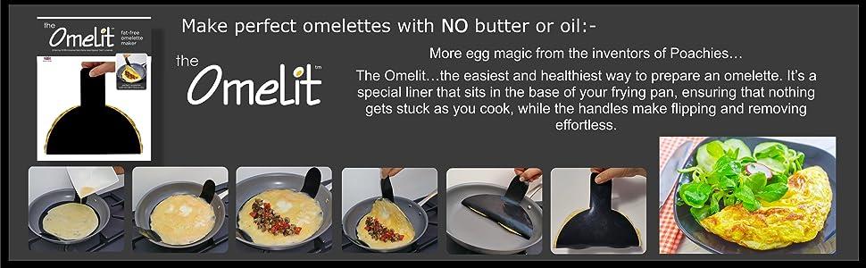 The Omelit, omelette maker