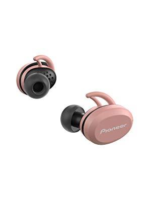 Pioneer E8TW-P Truly - Auriculares inalámbricos (Bluetooth, in-Ear, Deportes, 3 h de Tiempo de reproducción por Carga), Color Rosa: BLOCK: Amazon.es: Electrónica