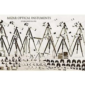 ミザール ミザールテック MIZAR MIZAR-TEC 双眼鏡 天体望遠鏡 望遠鏡 顕微鏡 ルーペ 光学