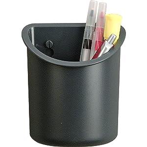 Amazon.com : Officemate Verticalmate Pencil Cup, Gray
