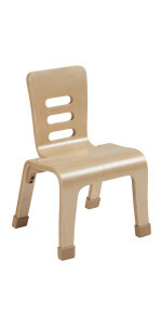 10in Bentwood Chair - Natural