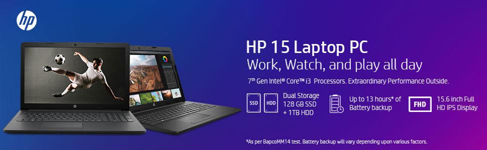 HP 15 Ds0027tu