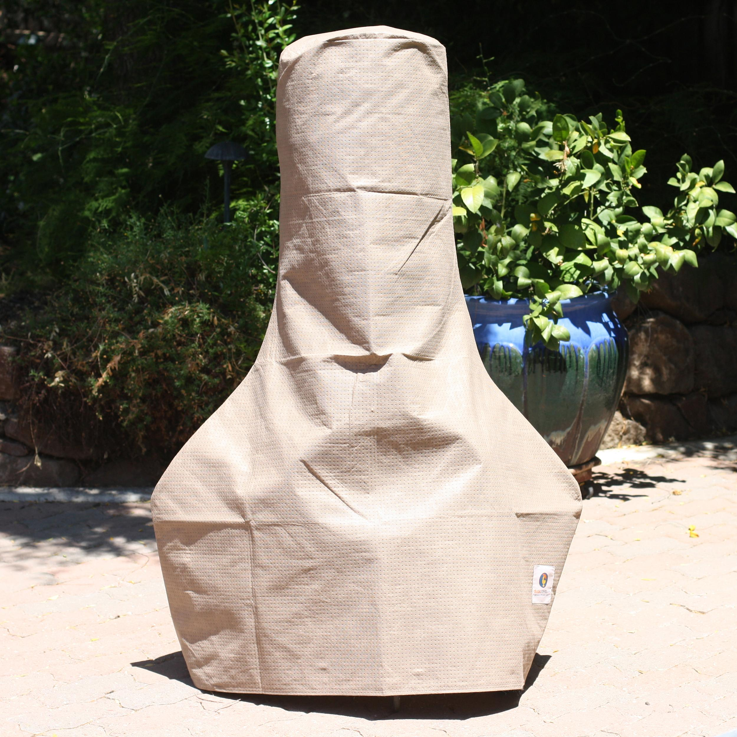Delightful Duck Covers Elite Chiminea Cover · View Larger