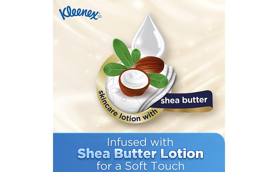 Kleenex Supreme Soft Bath Tissue - lotion
