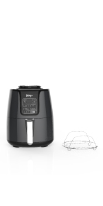 Ninja, Air Fryer, AF101, Food Dehydrator, air fryer recipes, oil less fryer, programmable