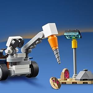 LEGO City Rocket Assembly & Transport