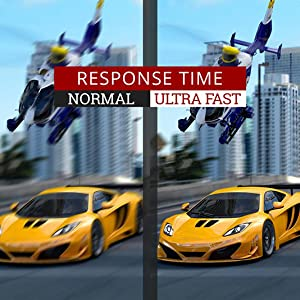Ultra Fast Response Time