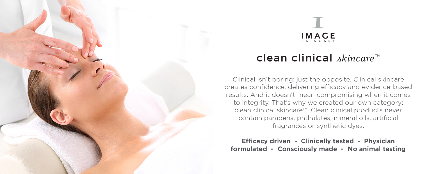 clean clinical skincare