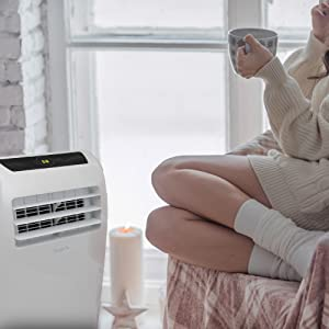 airconditoner;portabale ac unit with heater;window air conditioner;heater;dehumidifier