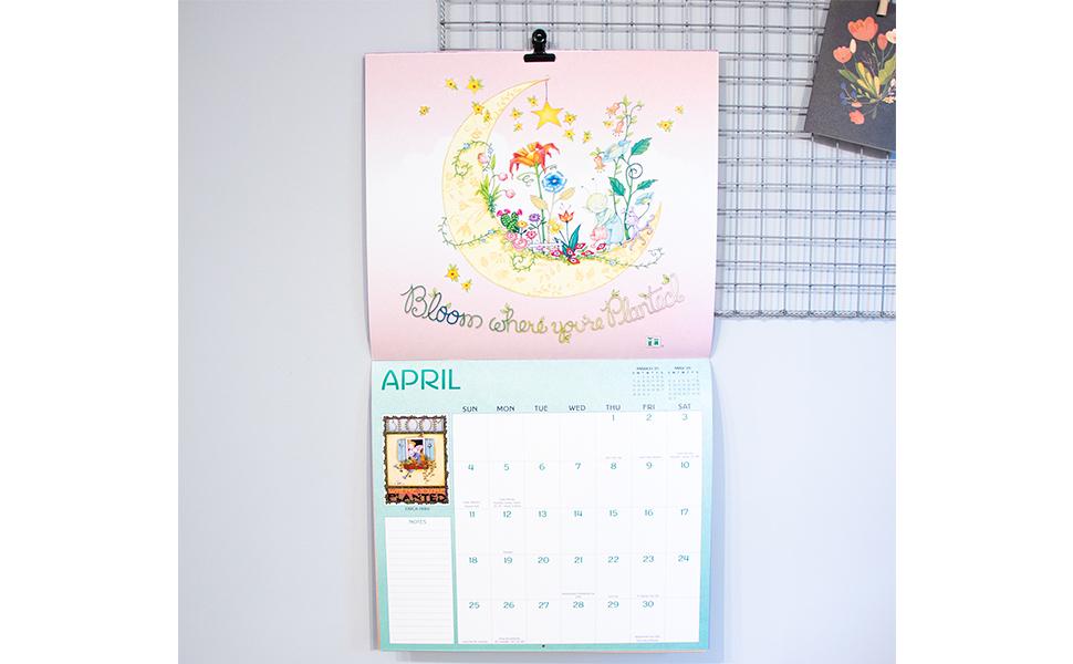 Mary Engelbreit 2021 Calendar Mary Engelbreit 2021 Deluxe Wall Calendar: Back to the Drawing