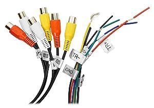 amazon com rockville rvd10hd bg 10 1 flip down monitor dvd player rh amazon com Wiring Diagram Symbols Residential Electrical Wiring Diagrams