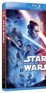 star wars the rise of skywalker el ascenso de skywalker dvd