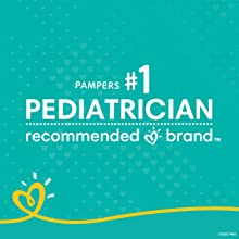 pampers pediatrician recommended