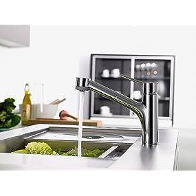 hansgrohe mitigeur évier de cuisine, robinet cuisine, mitigeur cuisine avec douchette
