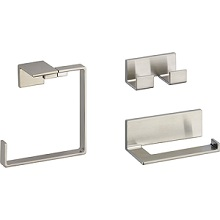 vero accessories complete the collection bathroom robe hook toilet paper holder towel ring