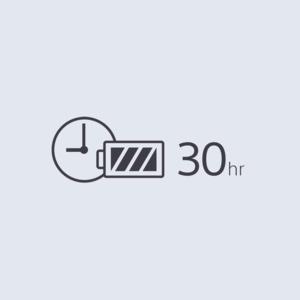 Headphones bateria
