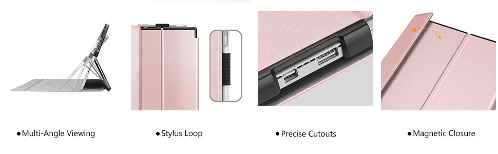 surface Pro 6 case